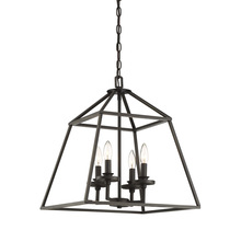 Savoy House 3-9099-4-44 - Braxton 4 Light Pendant