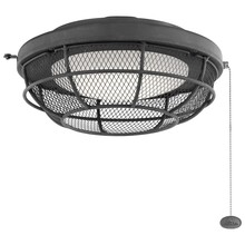 Kichler 380009DBK - LED Industrial Mesh Light Kit