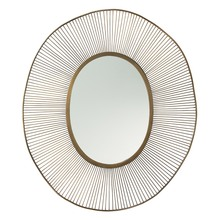 Arteriors Home 2285 - Olympia Oval Mirror