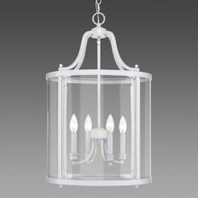 Golden 1157-4P WH - 4 Light Pendant