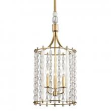 Hudson Valley 9313-AGB - 3 Light Pendant