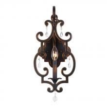Kalco 2631VI - Montgomery 1 Light Ada Sconce