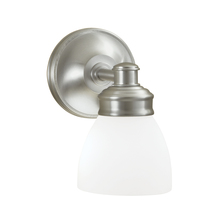 Norwell 8791-BN-OP - Spencer 1 Light Sconce