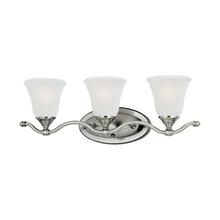 Thomas SL760341 - HARMONY wall lamp Satin Pewter 3x100W