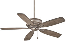 "Minka-Aire F614-BNK - Timeless 54"" - Burnished Nickel"