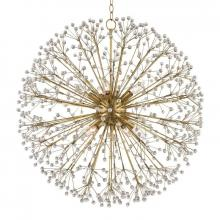 Hudson Valley 6030-AGB - 10 Light Chandelier