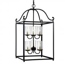 Feiss F2970/6AF - 6 - Light Chandelier