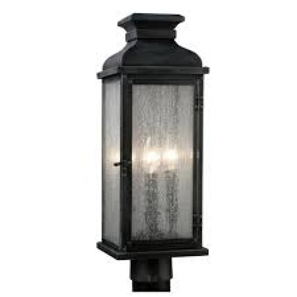 Post mount lights